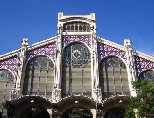Modernismo en Valencia arquitectura