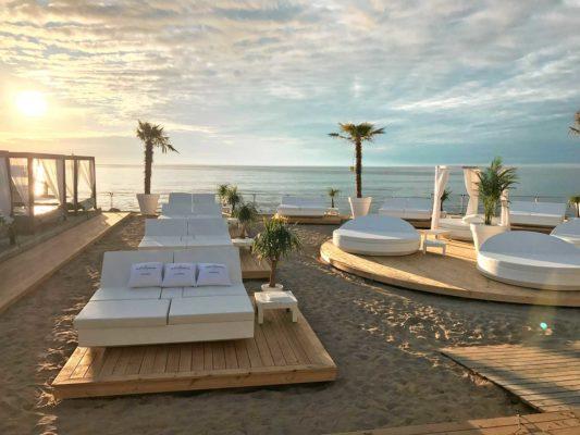 Los mejores beach clubs del mundo