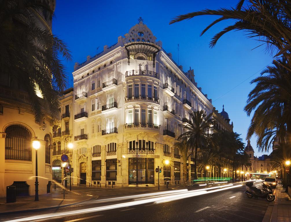 El hotel mas antiguo de valencia