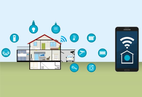 Conecta tu casa domoticamente para un mayor control de luces, electrodomésticos y dispositivos