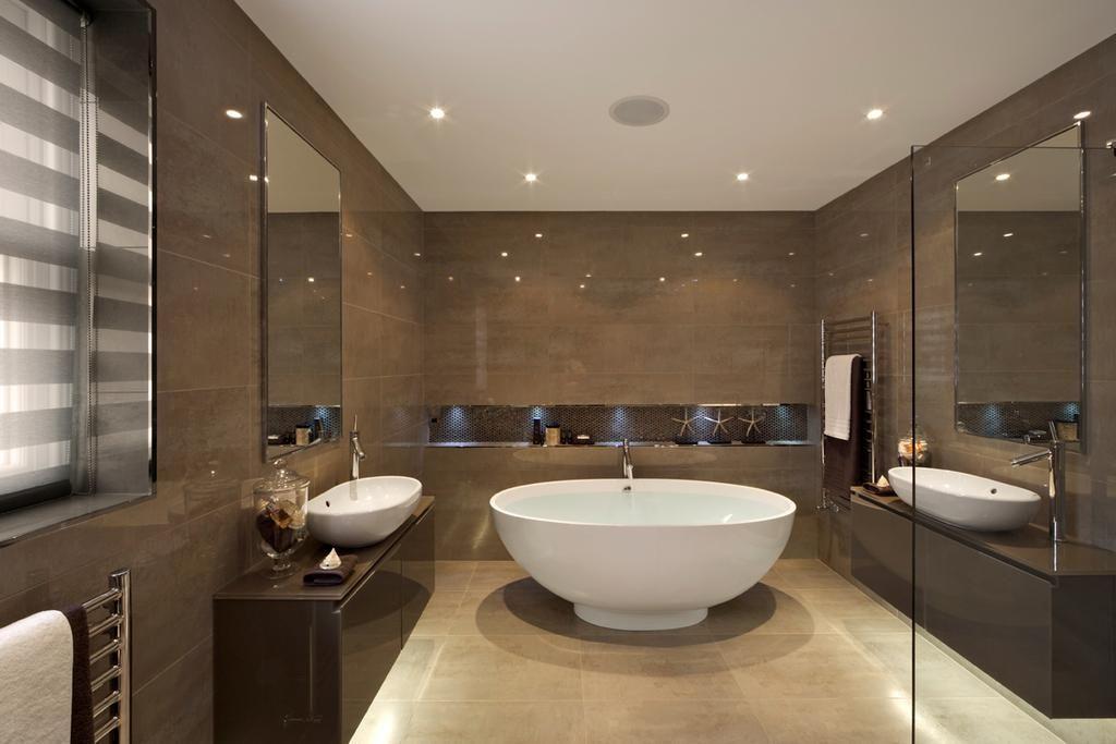 como iluminar tu cuarto de baño
