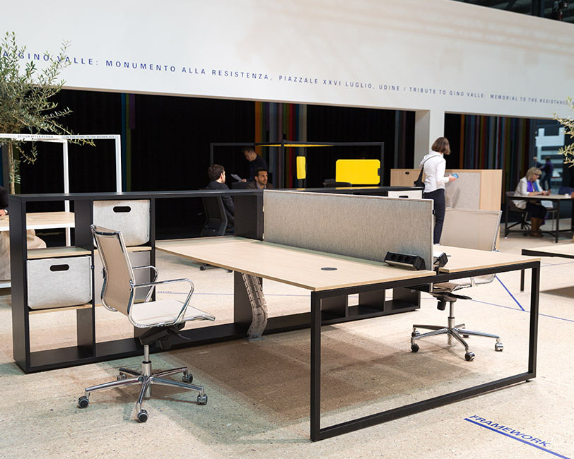 Pabellon Workplace salon del mobile milan 2019