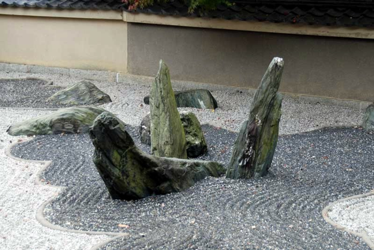pierdas de jardin zen