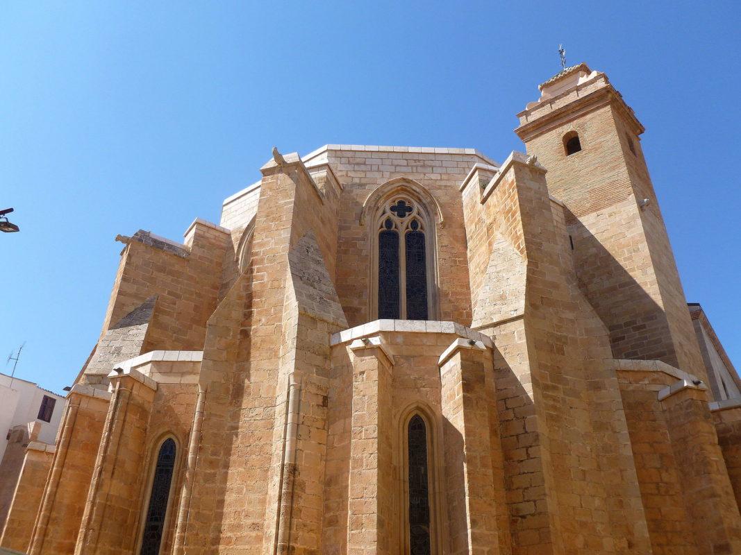 Basilica El Salvador exterior