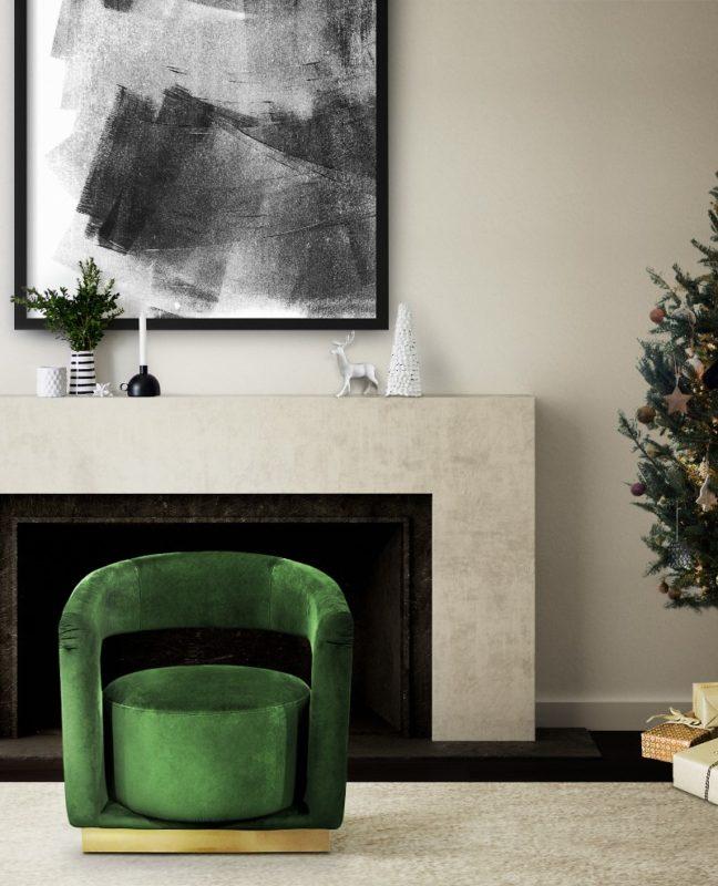 Como combinar los colores en la decoración de Navidad
