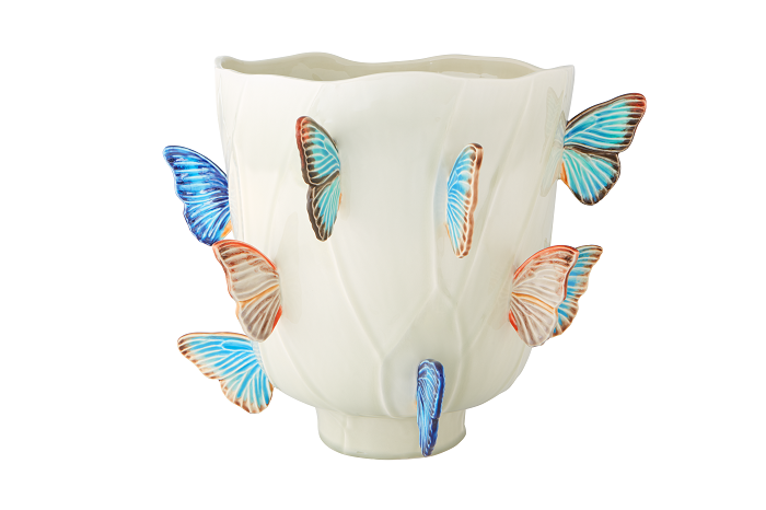 Pieza decoracion Cloudy Butterflies by Claudia Schiffer