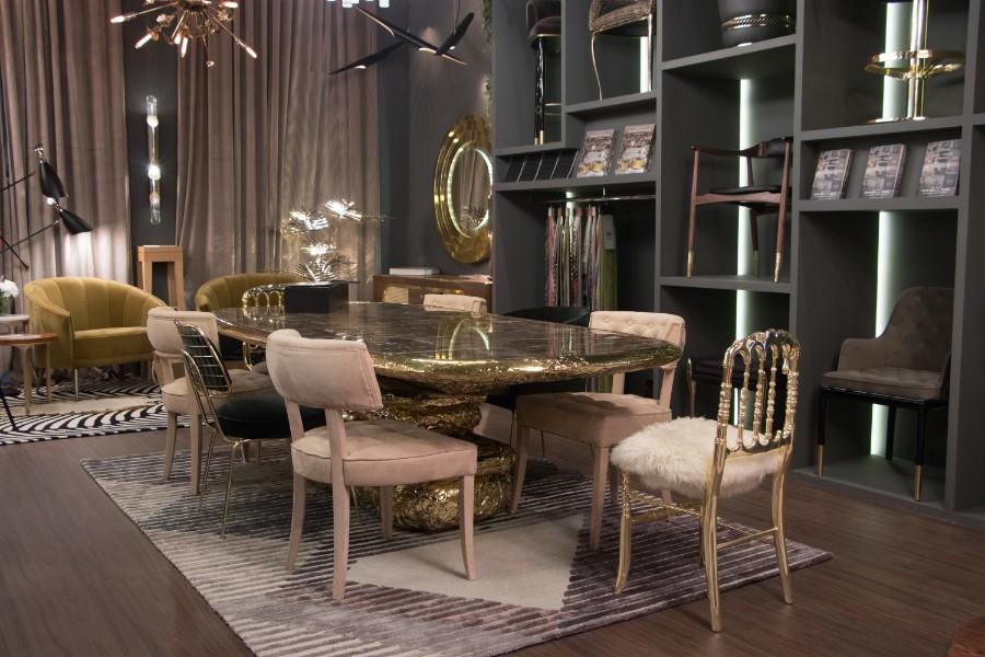 Mesa comedor con sillas