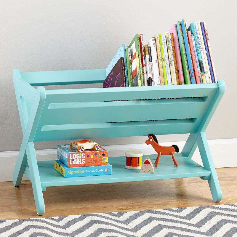 Mueble de libros infantil