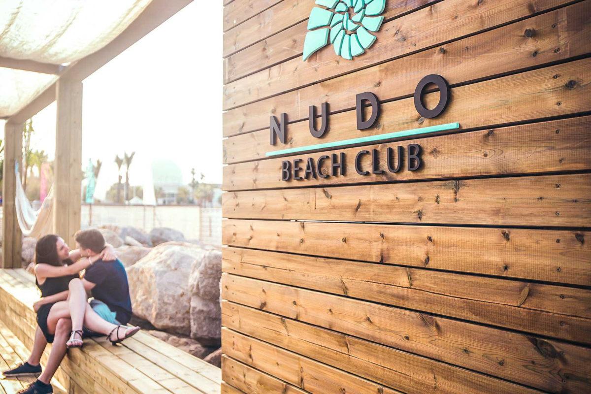 diseño arquitectura beach club