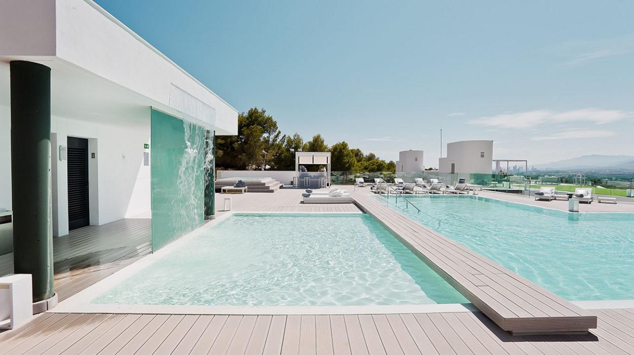 piscina Sha Wellness Clinic