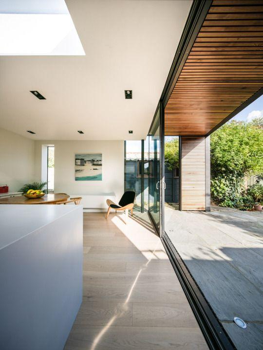 techo interior y exterior de una vivienda