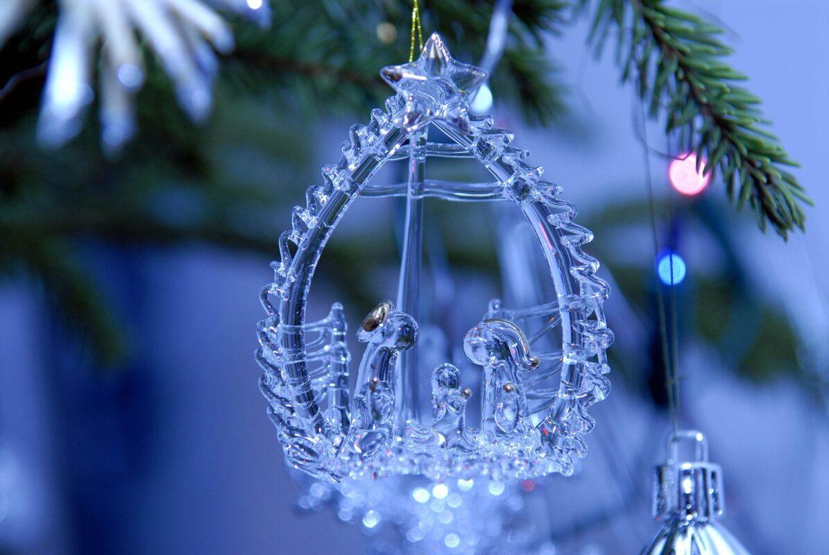 decoración belén navidad