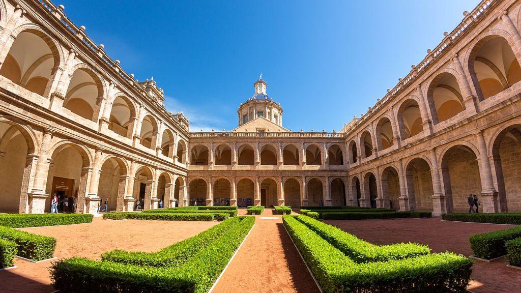interior Monasterio San Miguel de los Reyes