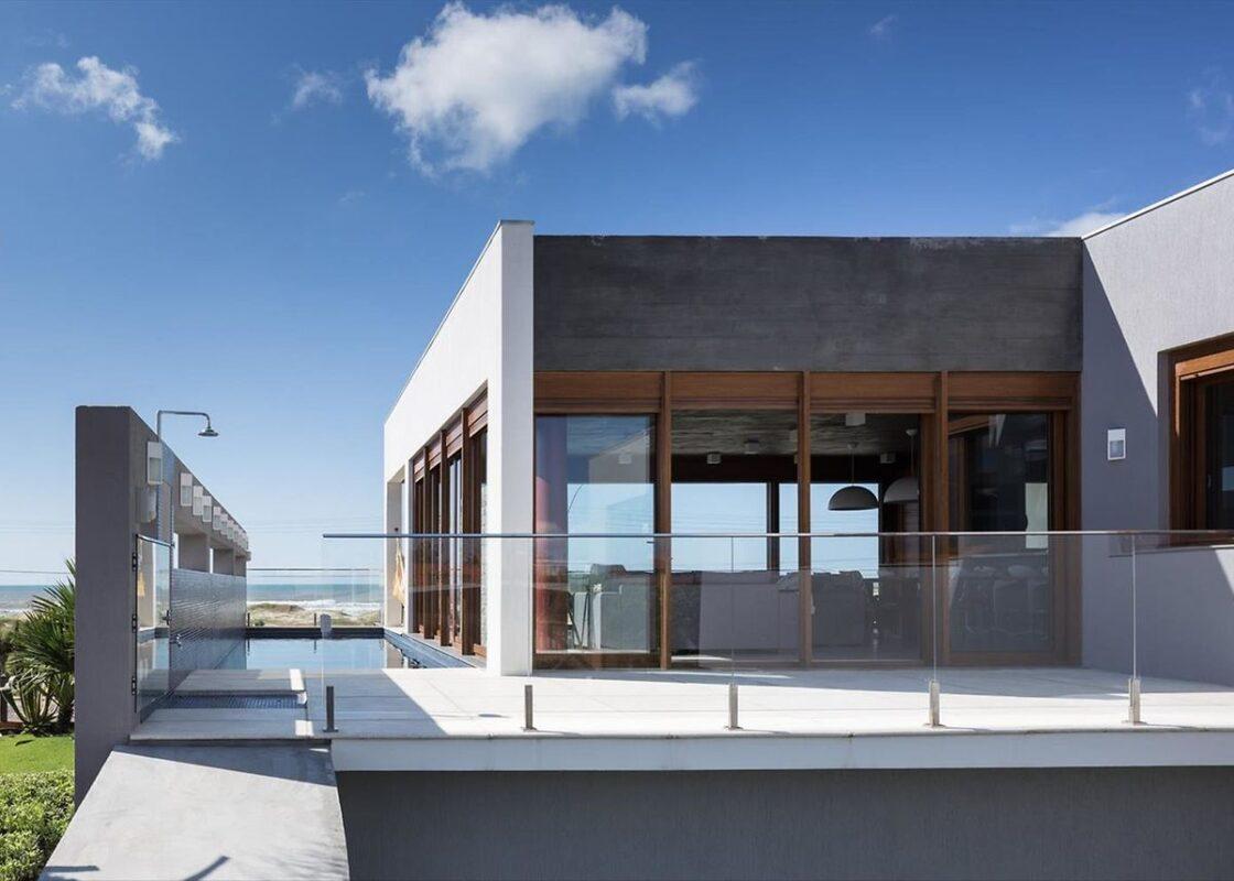 piso superior chalet con terraza
