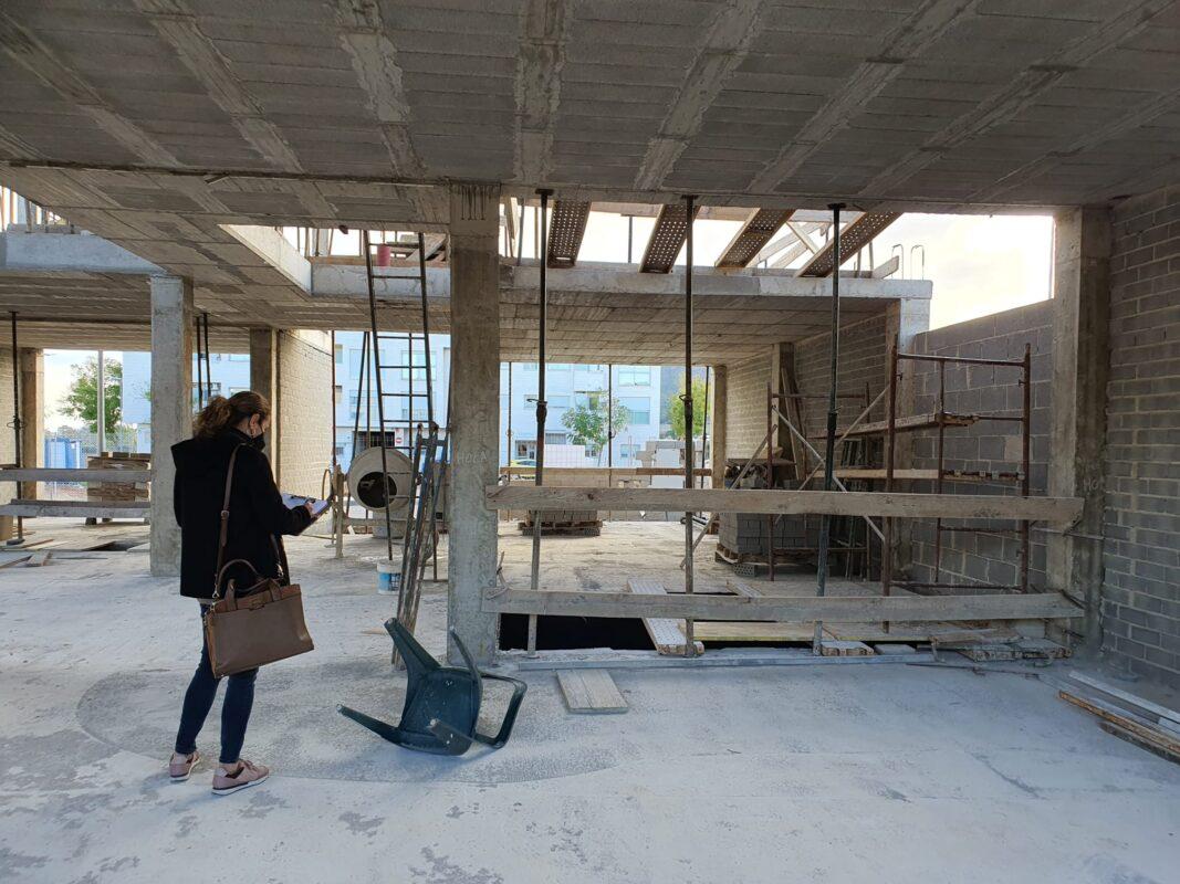 interiorista sandra estudiodaes en nuevo proyecto arquitectura
