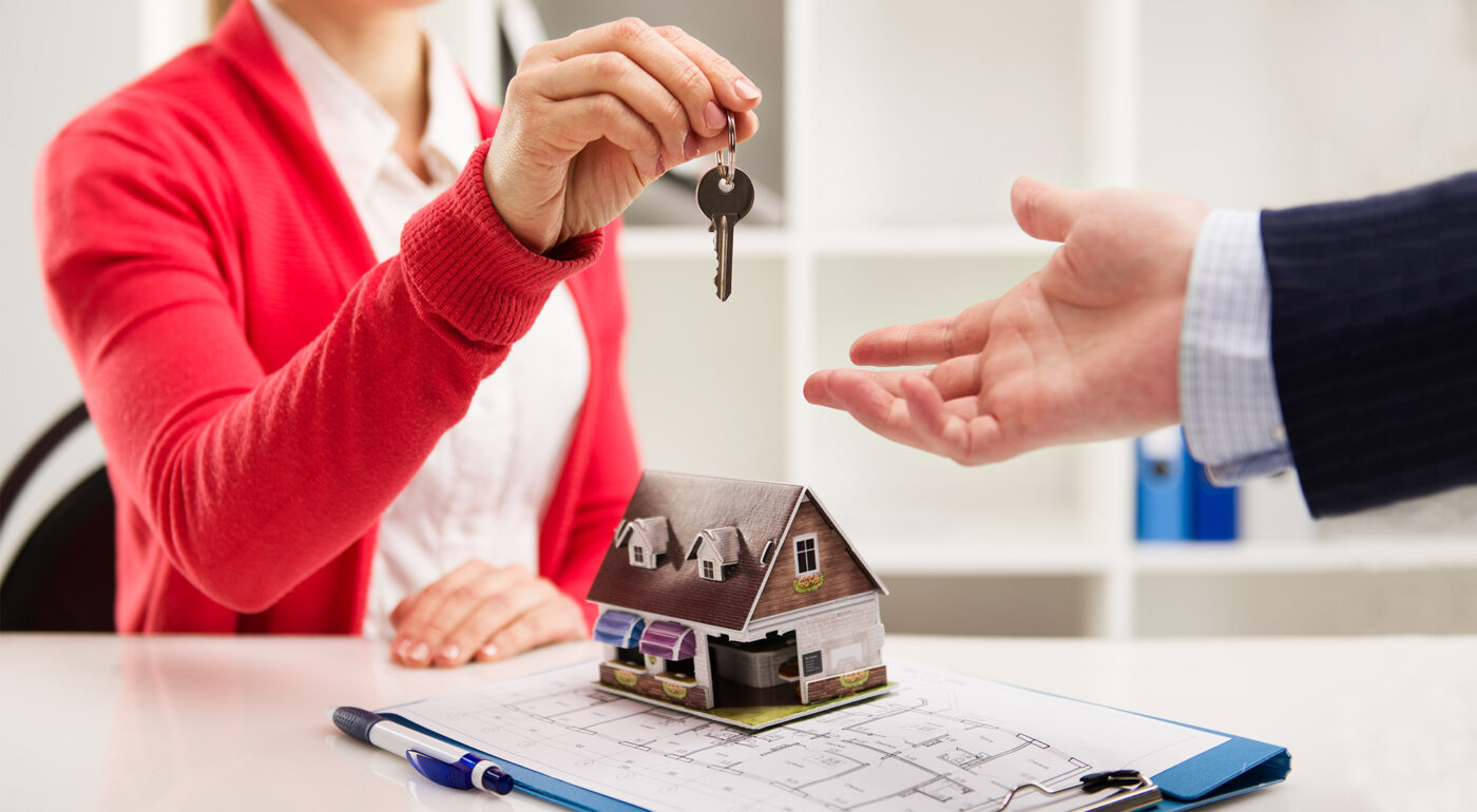 entrega de llaves casa