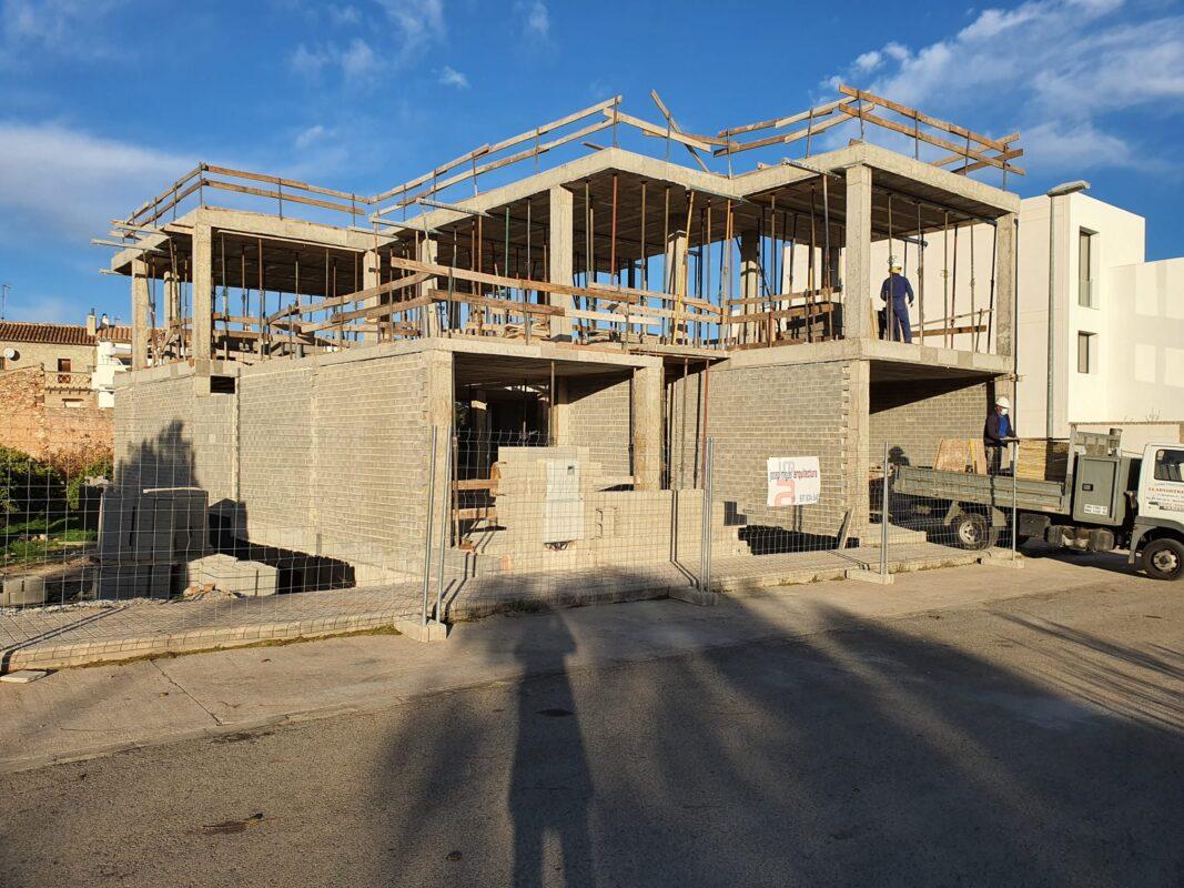 nuevo proyecto arquitectura chalet